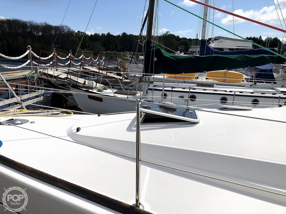 2008 Jeanneau boat for sale, model of the boat is 42 DS Sun Odyssey & Image # 23 of 40