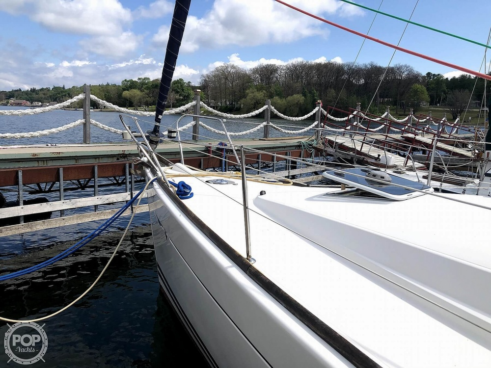 2008 Jeanneau boat for sale, model of the boat is 42 DS Sun Odyssey & Image # 26 of 40