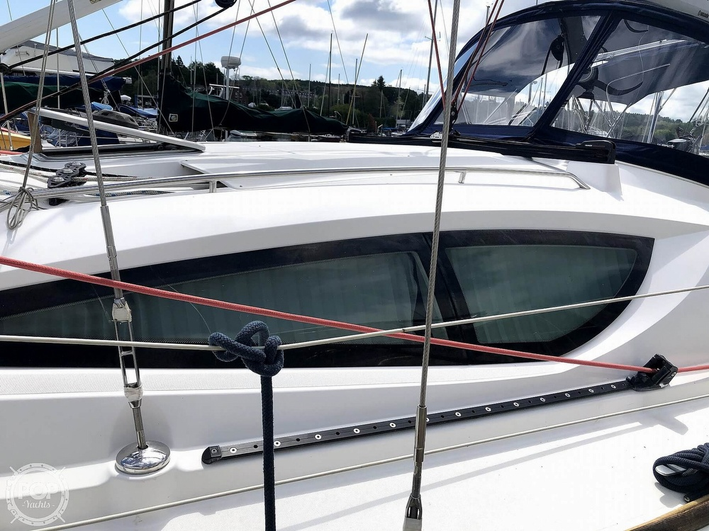 2008 Jeanneau boat for sale, model of the boat is 42 DS Sun Odyssey & Image # 27 of 40