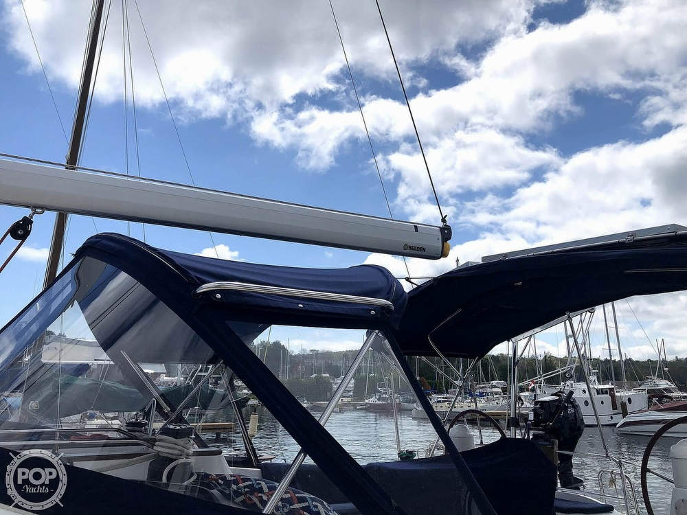 2008 Jeanneau boat for sale, model of the boat is 42 DS Sun Odyssey & Image # 30 of 40