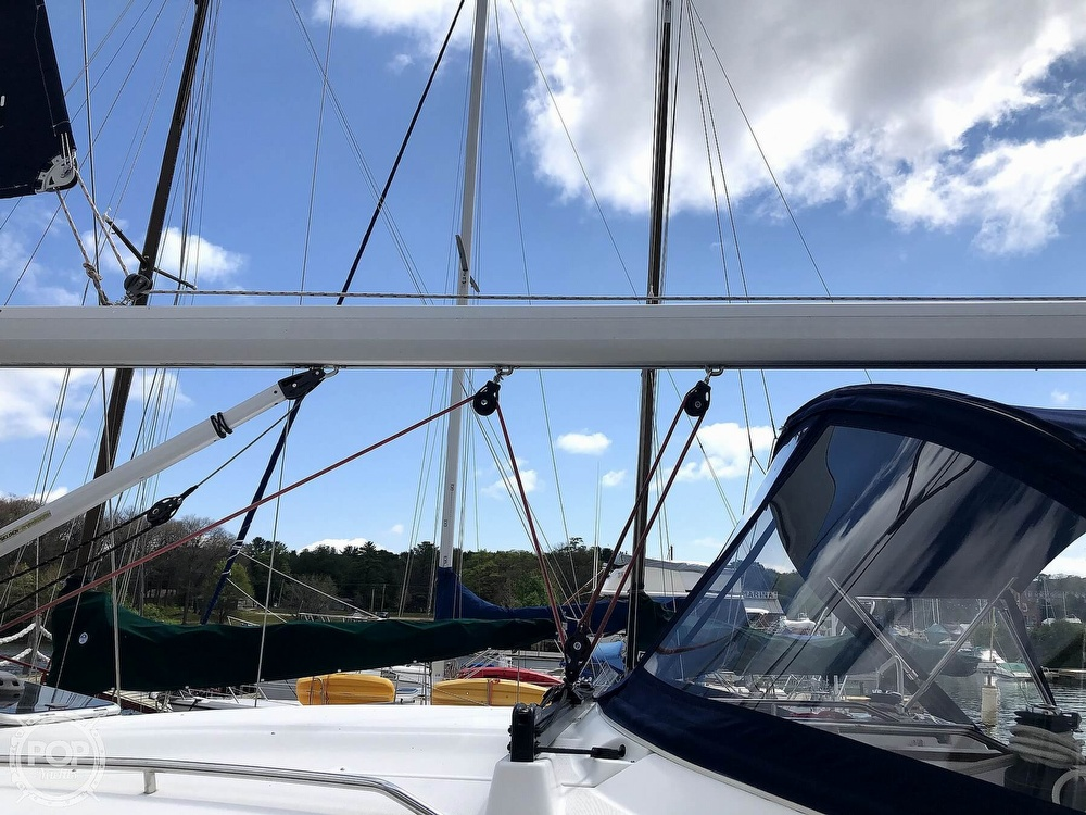 2008 Jeanneau boat for sale, model of the boat is 42 DS Sun Odyssey & Image # 31 of 40