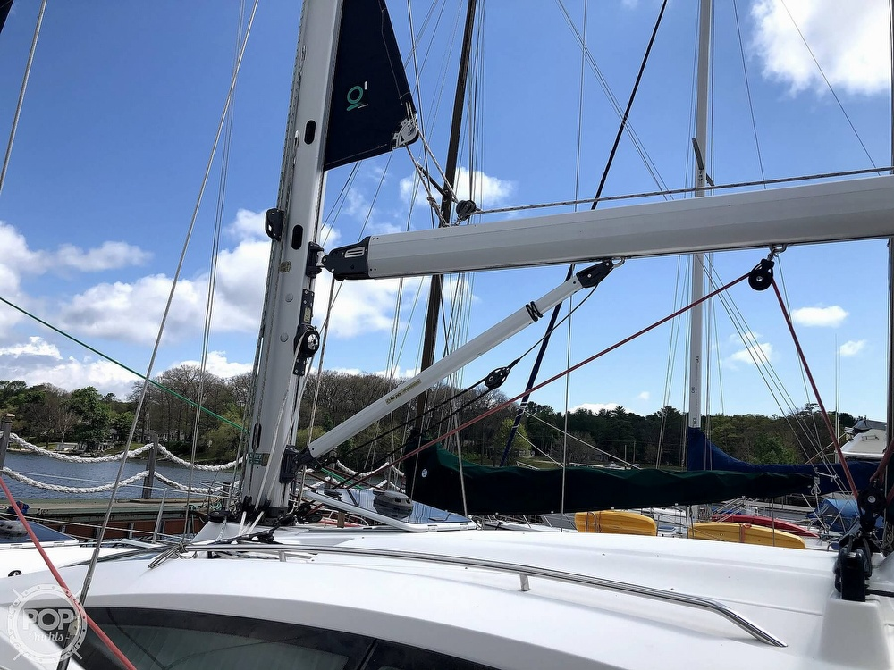 2008 Jeanneau boat for sale, model of the boat is 42 DS Sun Odyssey & Image # 32 of 40