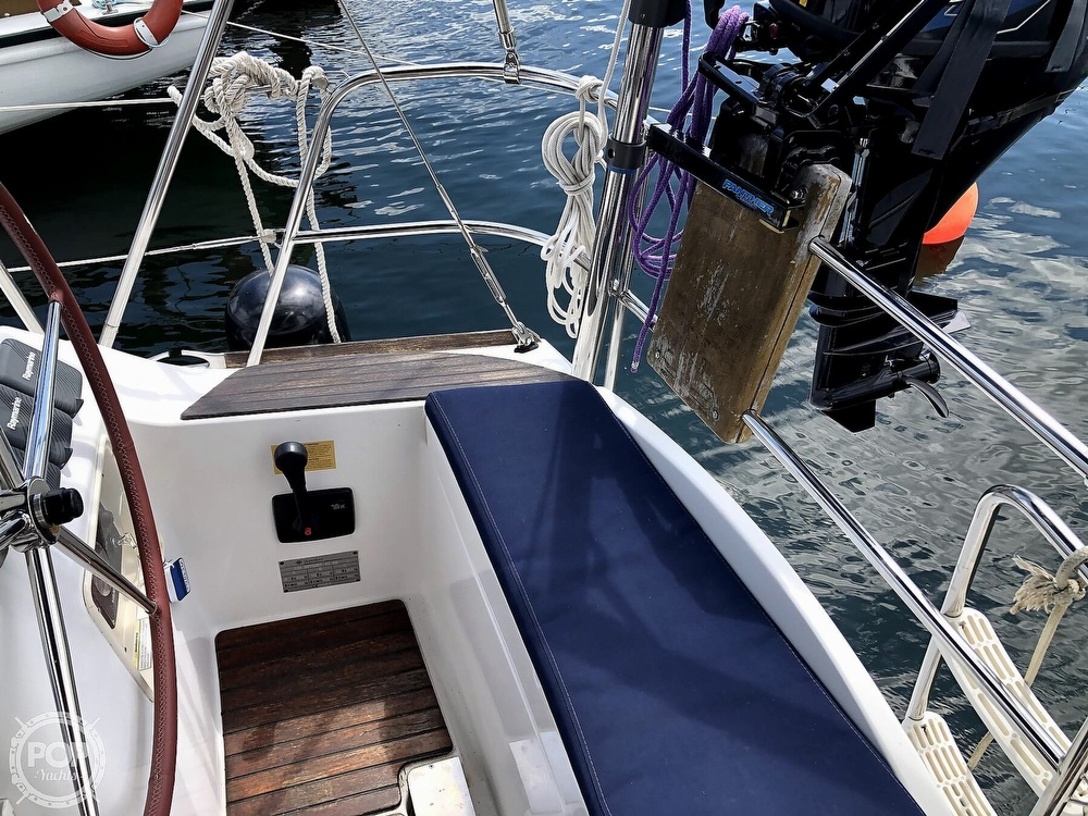 2008 Jeanneau boat for sale, model of the boat is 42 DS Sun Odyssey & Image # 37 of 40