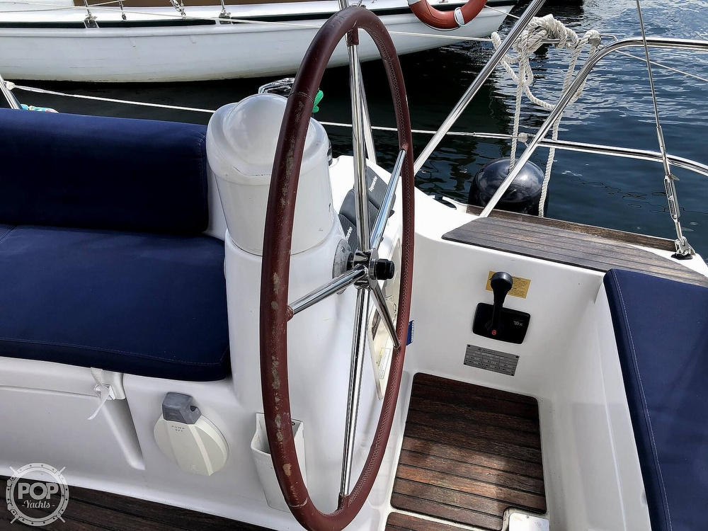 2008 Jeanneau boat for sale, model of the boat is 42 DS Sun Odyssey & Image # 38 of 40