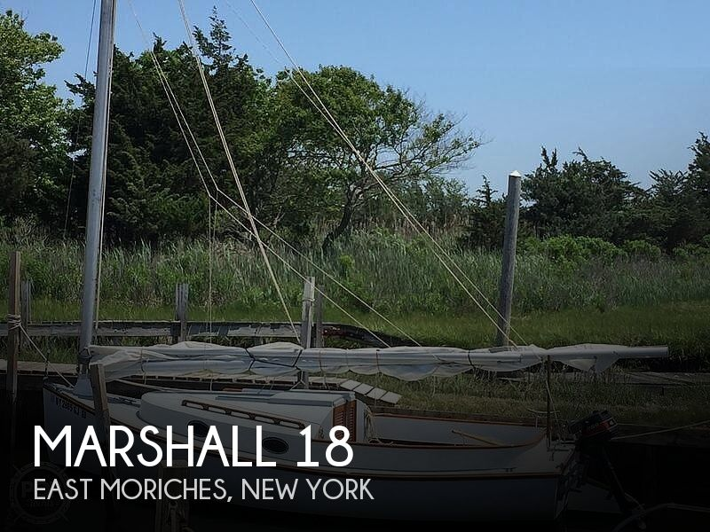 Used MARSHALL Boats For Sale by owner   1976 Marshall 18
