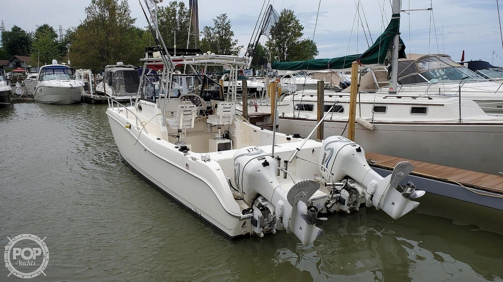 1999 World Cat boat for sale, model of the boat is 266SC & Image # 3 of 40