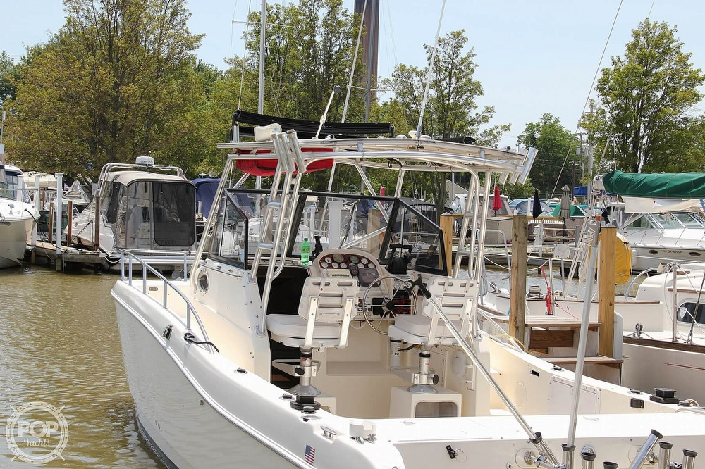1999 World Cat boat for sale, model of the boat is 266SC & Image # 13 of 40