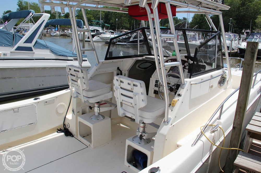1999 World Cat boat for sale, model of the boat is 266SC & Image # 2 of 40