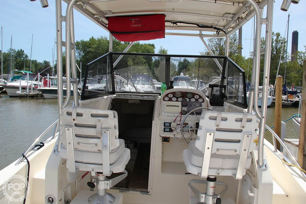 1999 World Cat boat for sale, model of the boat is 266SC & Image # 28 of 40