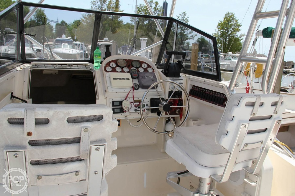 1999 World Cat boat for sale, model of the boat is 266SC & Image # 30 of 40