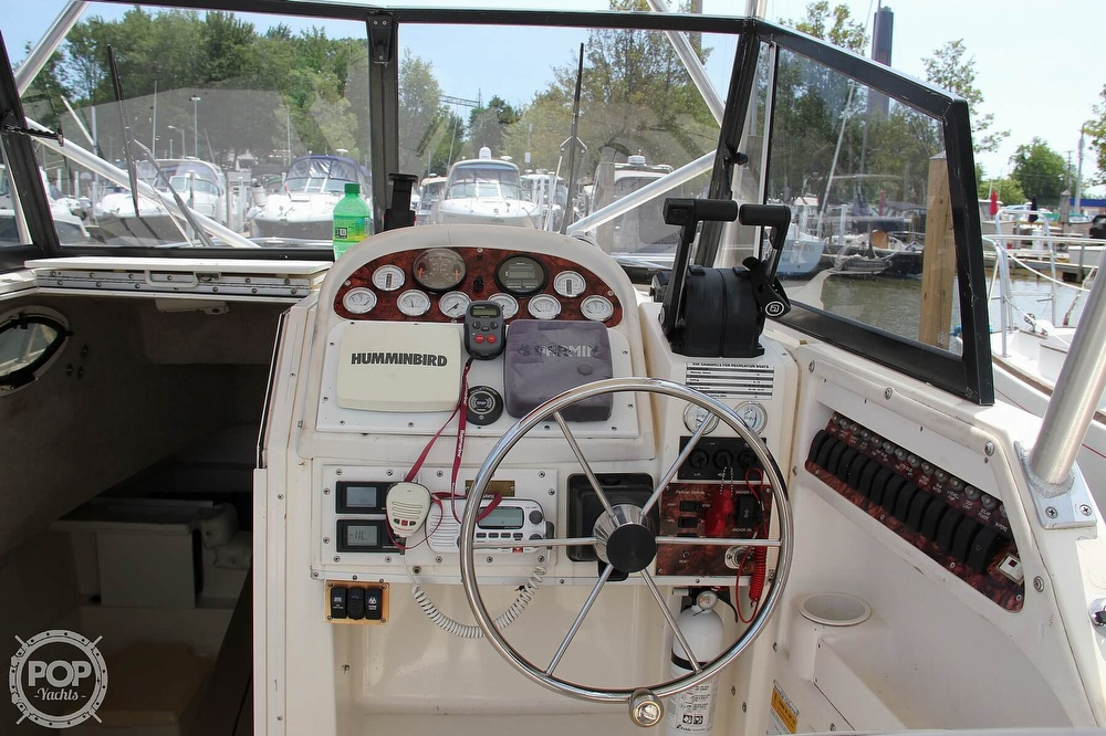 1999 World Cat boat for sale, model of the boat is 266SC & Image # 31 of 40