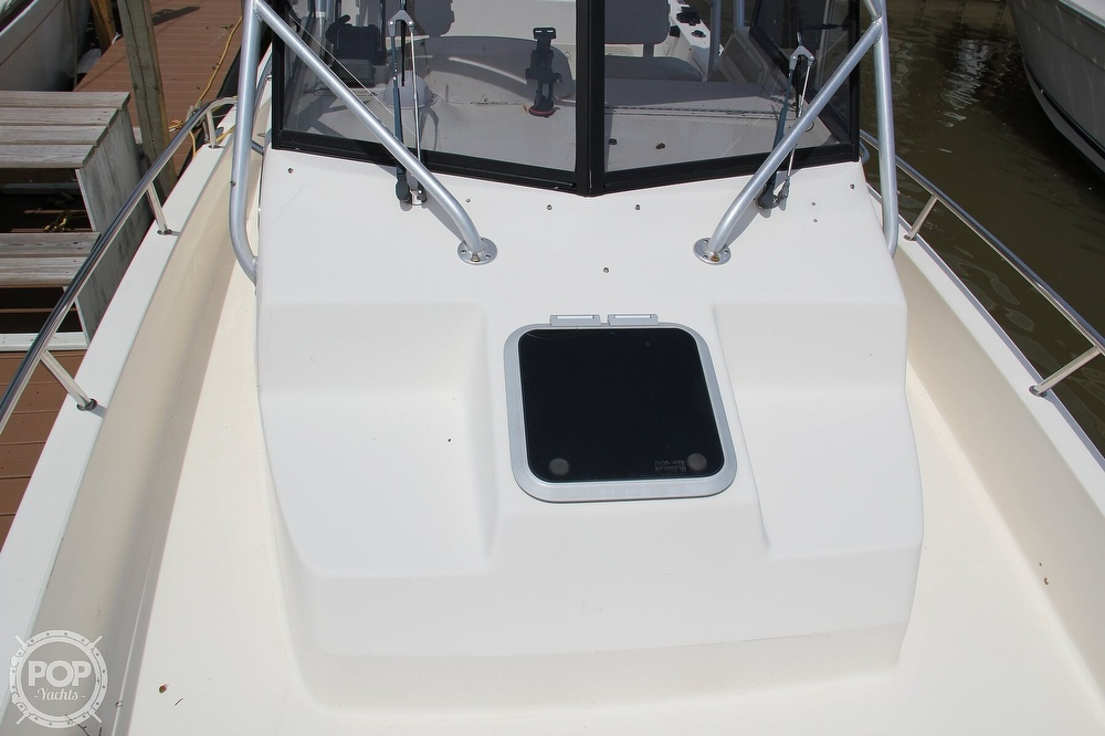 1999 World Cat boat for sale, model of the boat is 266SC & Image # 11 of 40