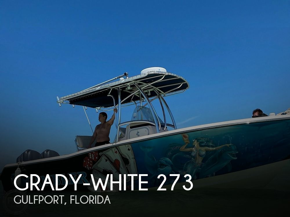 Used Grady-White Boats For Sale by owner | 2008 Grady-White 273 Chase