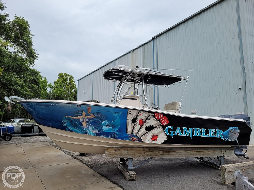 2008 Grady-White boat for sale, model of the boat is 273 Chase & Image # 17 of 40