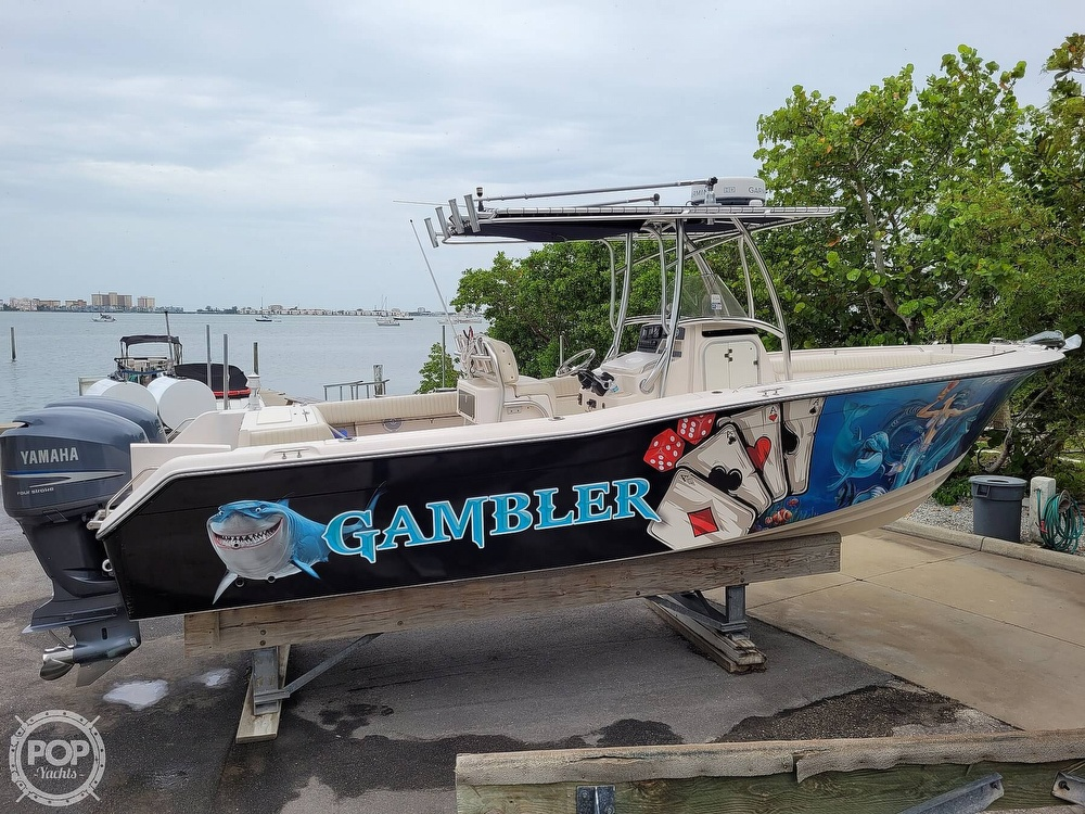 2008 Grady-White boat for sale, model of the boat is 273 Chase & Image # 19 of 40