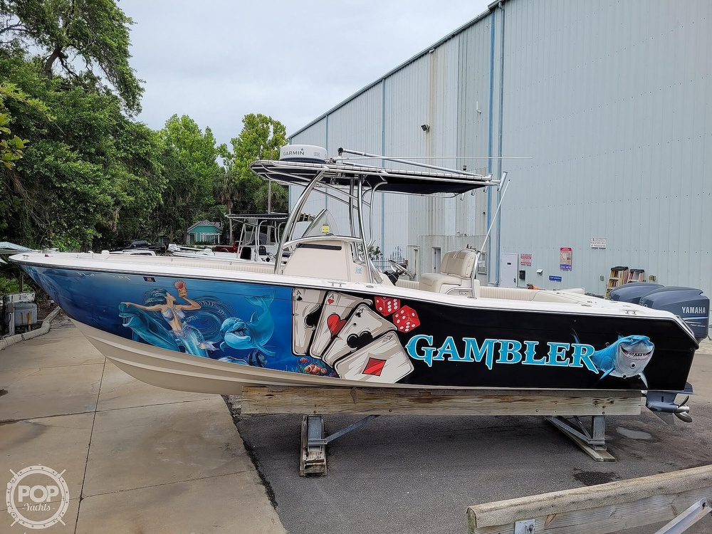 2008 Grady-White boat for sale, model of the boat is 273 Chase & Image # 28 of 40