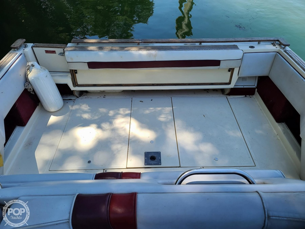 1987 Sea Ray boat for sale, model of the boat is 270 & Image # 25 of 40