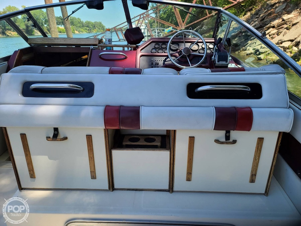 1987 Sea Ray boat for sale, model of the boat is 270 & Image # 29 of 40