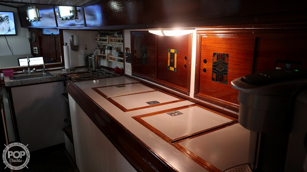 1974 Gulfstar boat for sale, model of the boat is 41 Center Cockpit & Image # 13 of 40