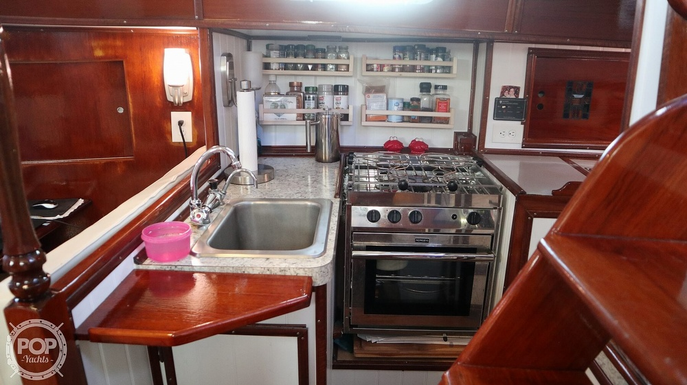 1974 Gulfstar boat for sale, model of the boat is 41 Center Cockpit & Image # 7 of 40