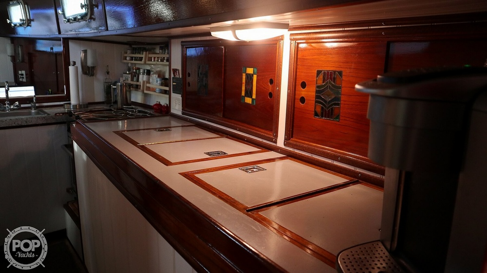 1974 Gulfstar boat for sale, model of the boat is 41 Center Cockpit & Image # 33 of 40