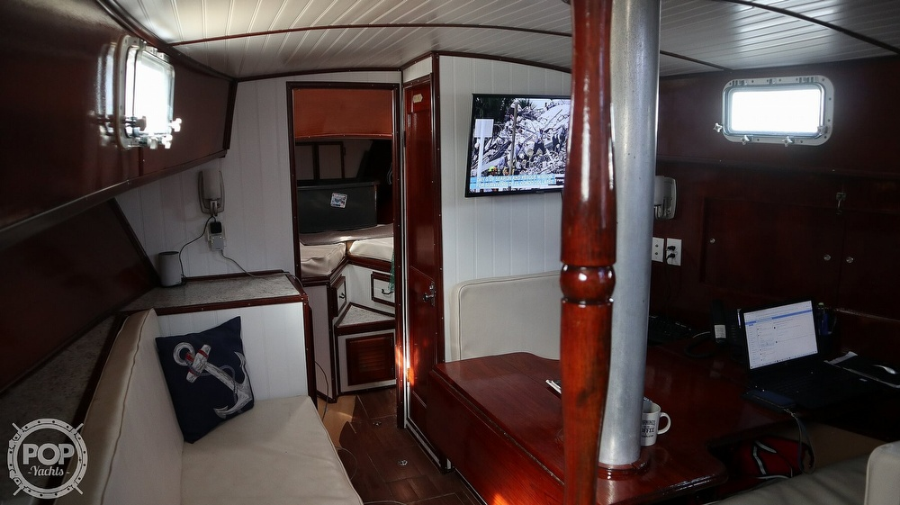 1974 Gulfstar boat for sale, model of the boat is 41 Center Cockpit & Image # 38 of 40