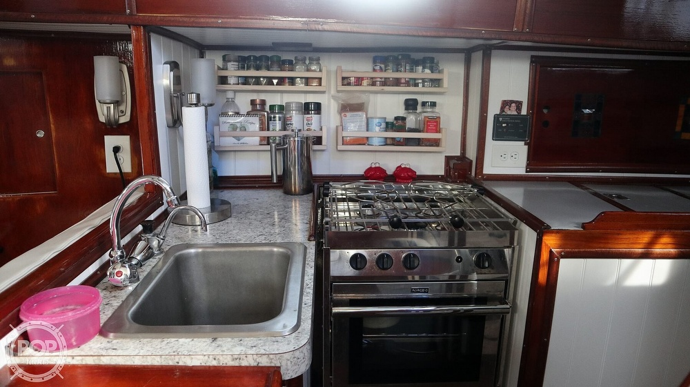 1974 Gulfstar boat for sale, model of the boat is 41 Center Cockpit & Image # 39 of 40