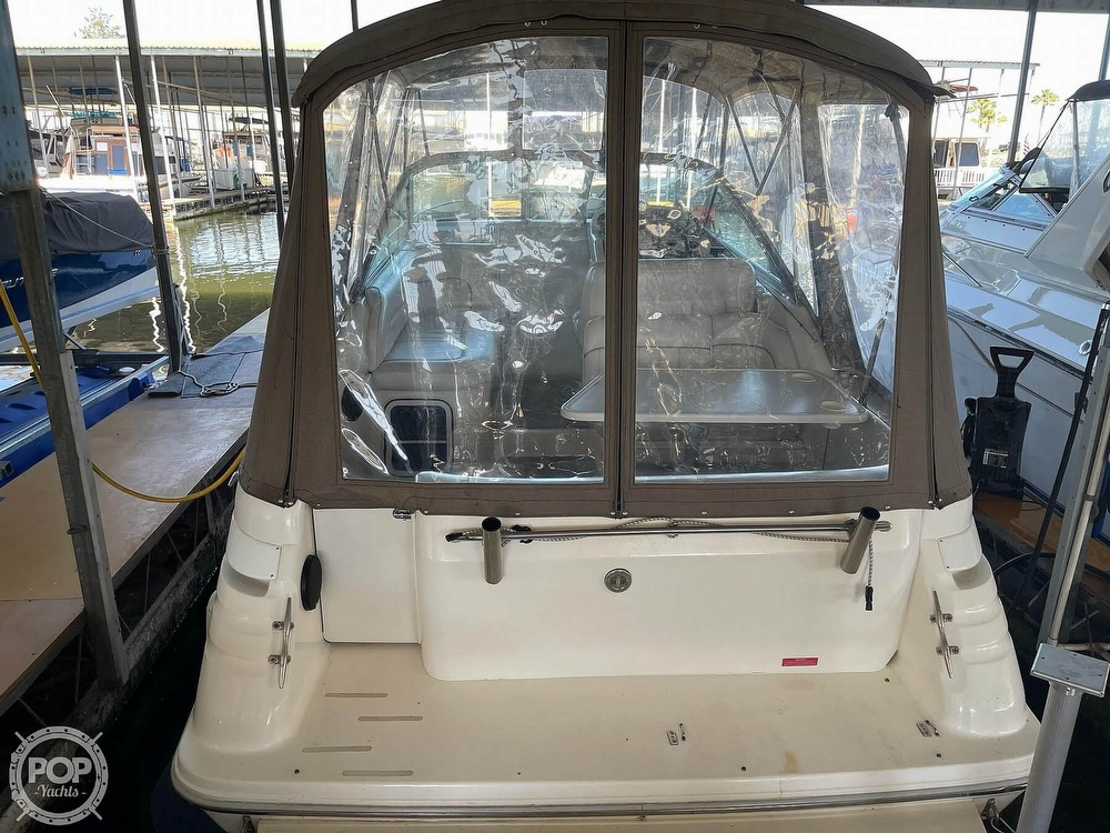 1996 Sea Ray boat for sale, model of the boat is 270 Sundancer & Image # 8 of 40