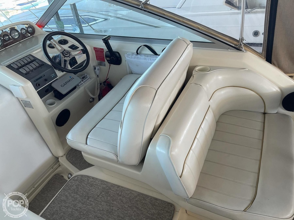 1996 Sea Ray boat for sale, model of the boat is 270 Sundancer & Image # 4 of 40