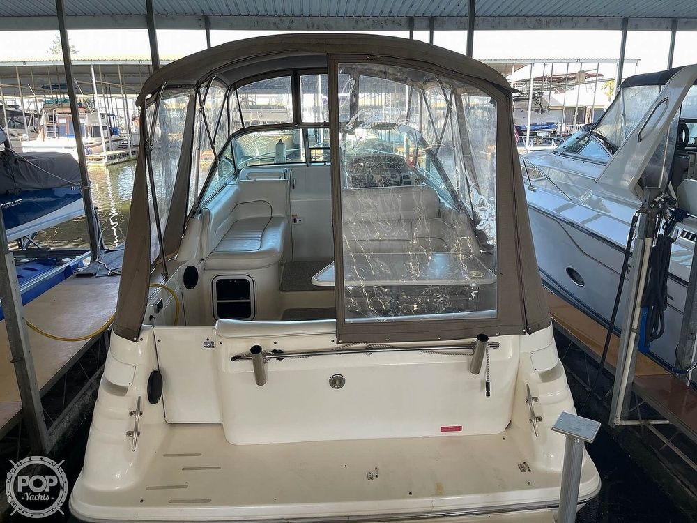 1996 Sea Ray boat for sale, model of the boat is 270 Sundancer & Image # 2 of 40