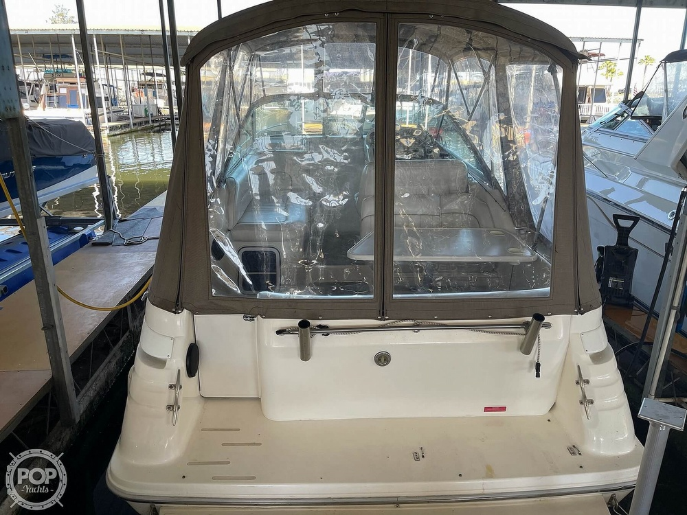 1996 Sea Ray boat for sale, model of the boat is 270 Sundancer & Image # 29 of 40