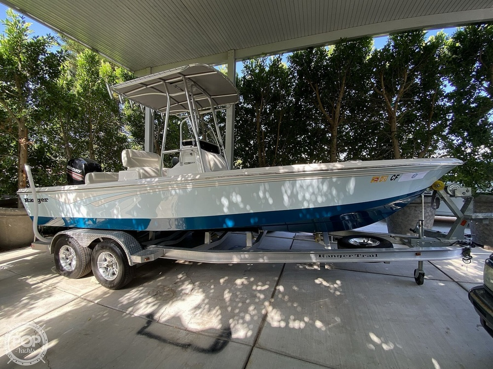 2017 Ranger Boats boat for sale, model of the boat is Bahia 220 & Image # 9 of 40