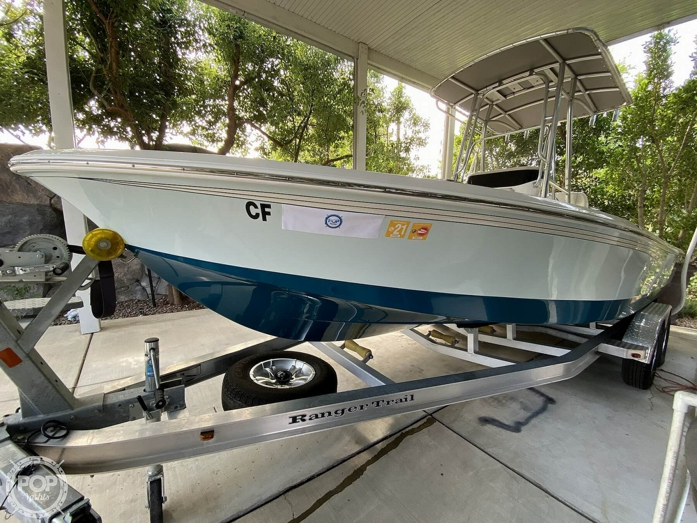 2017 Ranger Boats boat for sale, model of the boat is Bahia 220 & Image # 18 of 40
