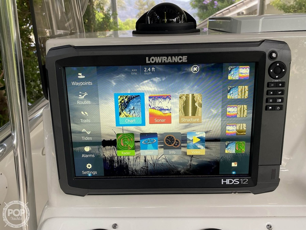 2017 Ranger Boats boat for sale, model of the boat is Bahia 220 & Image # 29 of 40