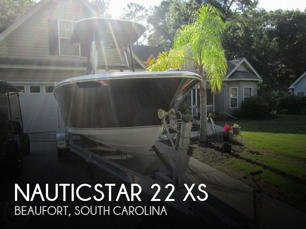 2019 Nautic Star boat for sale, model of the boat is 22 XS & Image # 1 of 40