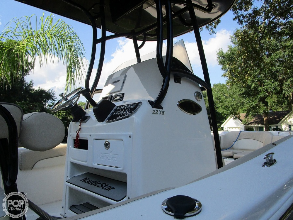 2019 Nautic Star boat for sale, model of the boat is 22 XS & Image # 14 of 40