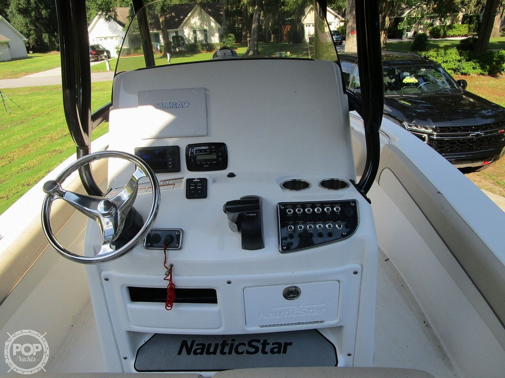 2019 Nautic Star boat for sale, model of the boat is 22 XS & Image # 27 of 40