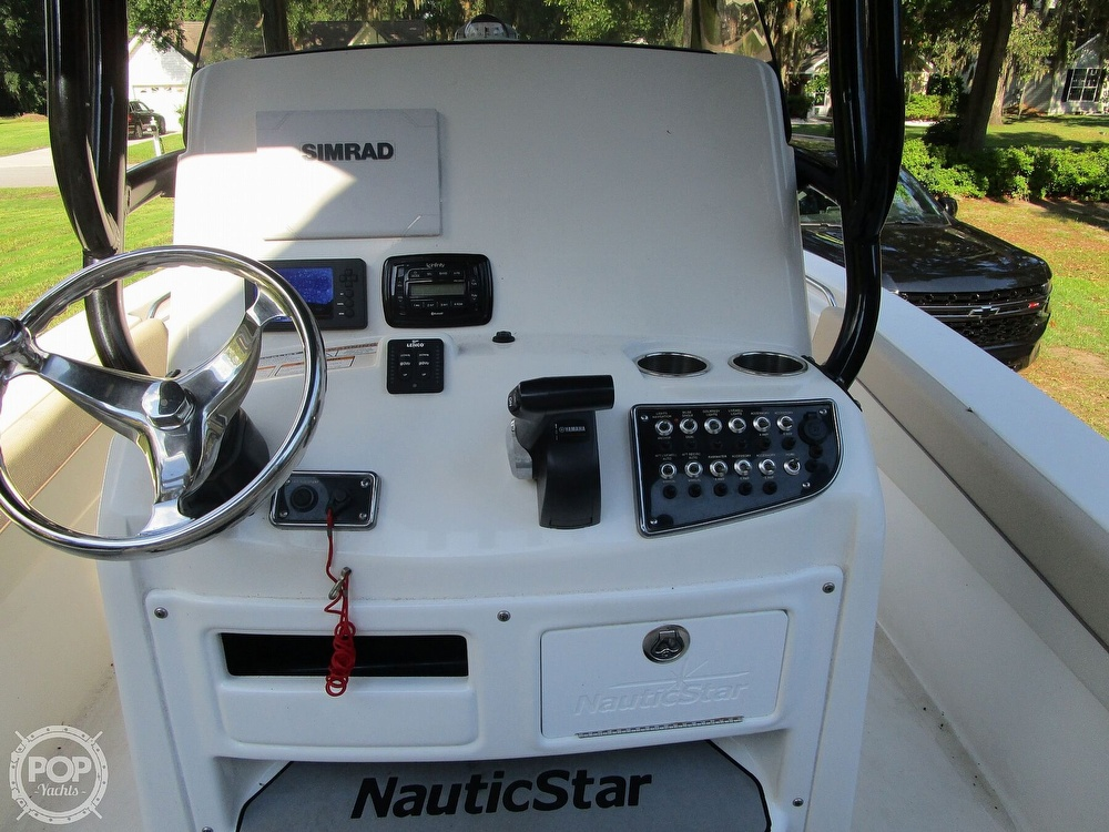 2019 Nautic Star boat for sale, model of the boat is 22 XS & Image # 37 of 40