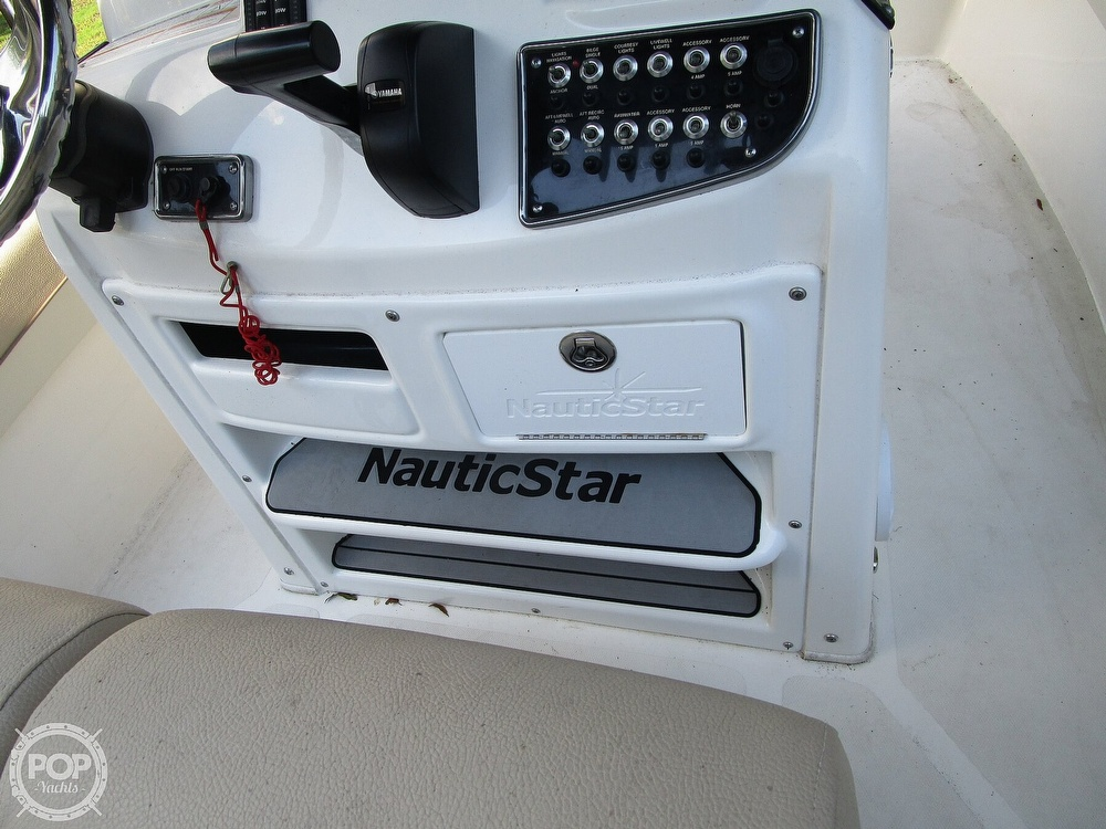2019 Nautic Star boat for sale, model of the boat is 22 XS & Image # 40 of 40