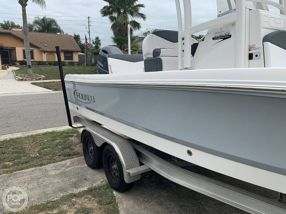 2019 Robalo boat for sale, model of the boat is 226 Cayman & Image # 3 of 40