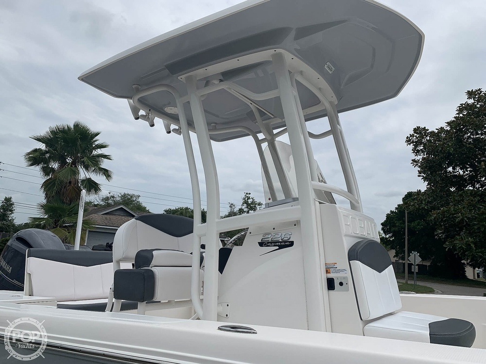 2019 Robalo boat for sale, model of the boat is 226 Cayman & Image # 4 of 40