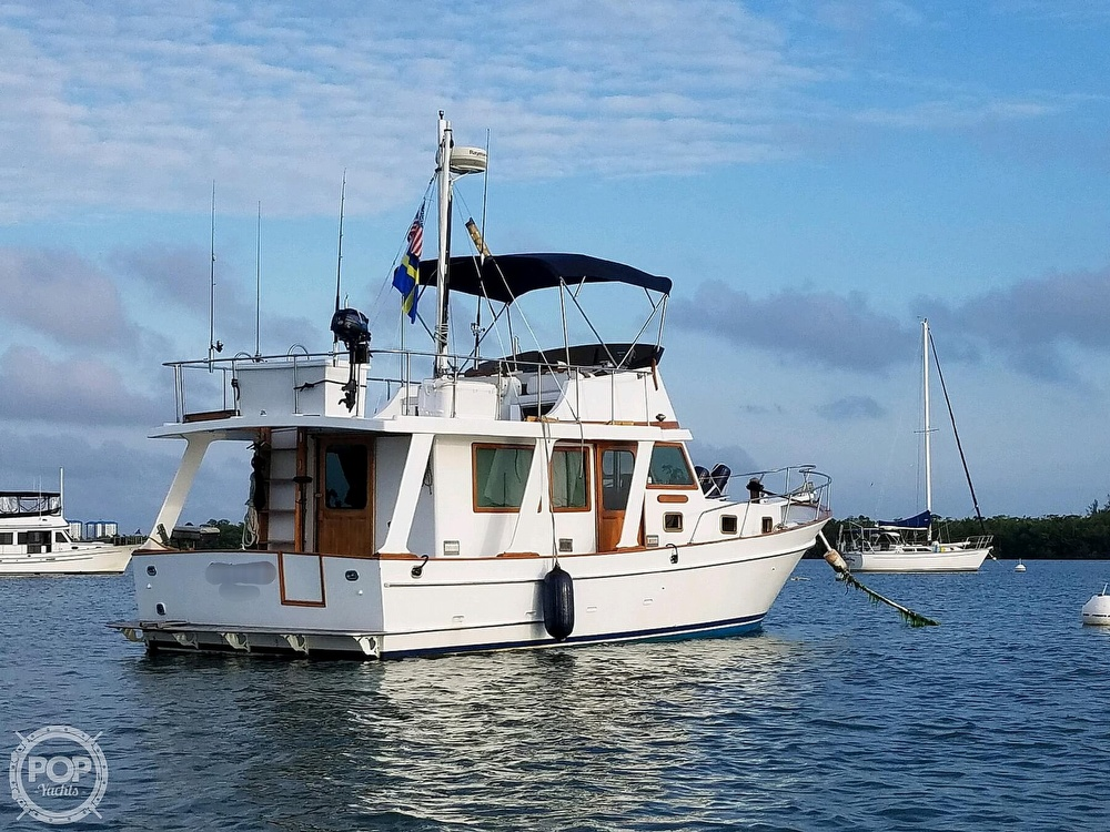 1979 Marine Trader boat for sale, model of the boat is 36 Europa & Image # 16 of 40