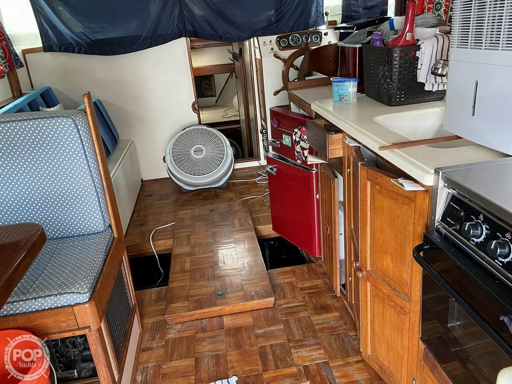 1979 Marine Trader boat for sale, model of the boat is 36 Europa & Image # 18 of 40