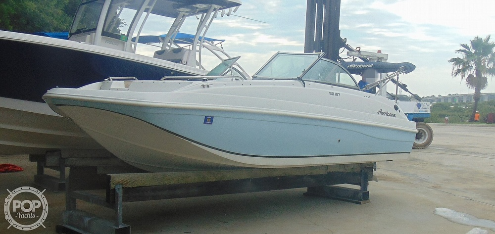 2016 Hurricane boat for sale, model of the boat is 187 Sundeck & Image # 9 of 40