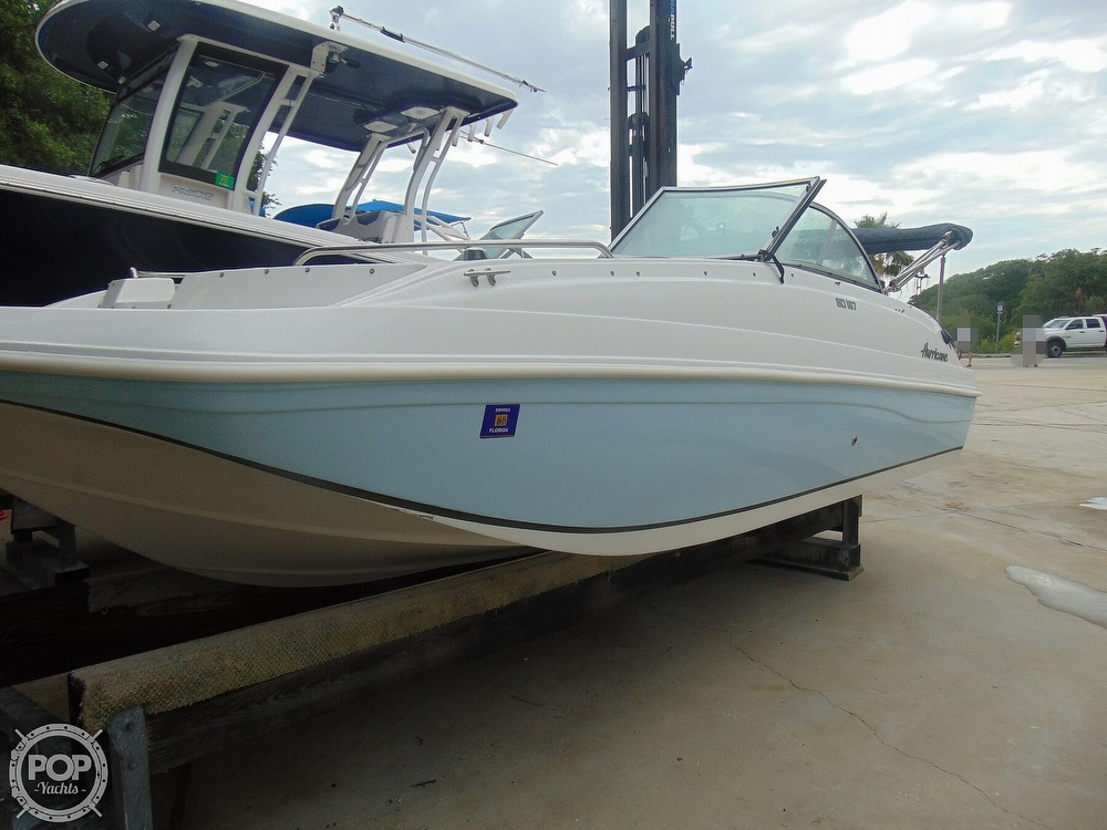 2016 Hurricane boat for sale, model of the boat is 187 Sundeck & Image # 21 of 40