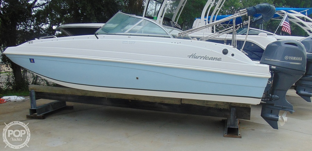 2016 Hurricane boat for sale, model of the boat is 187 Sundeck & Image # 22 of 40