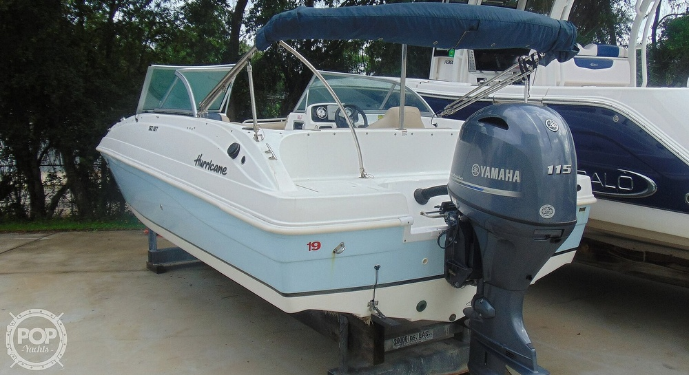 2016 Hurricane boat for sale, model of the boat is 187 Sundeck & Image # 2 of 40