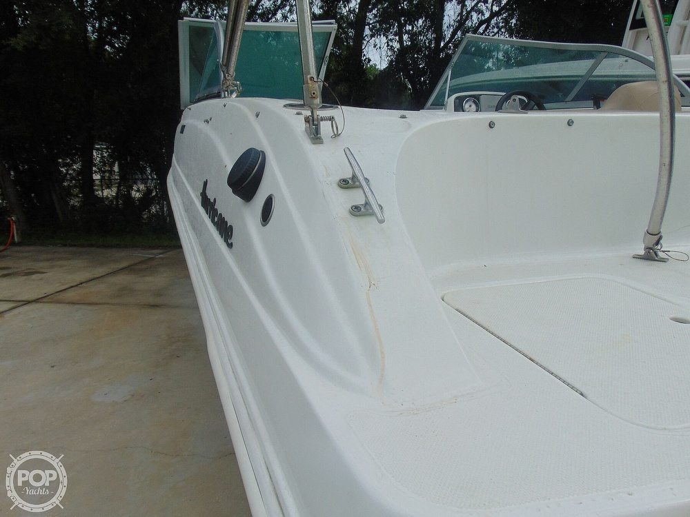 2016 Hurricane boat for sale, model of the boat is 187 Sundeck & Image # 23 of 40