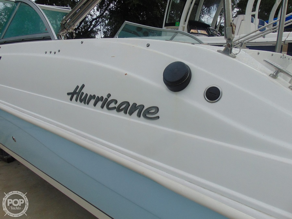 2016 Hurricane boat for sale, model of the boat is 187 Sundeck & Image # 24 of 40