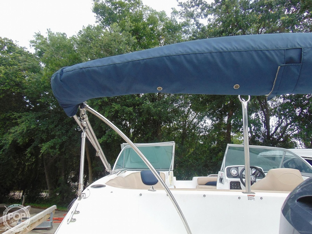 2016 Hurricane boat for sale, model of the boat is 187 Sundeck & Image # 33 of 40